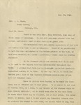1910-03-28, Letter from Lyman Stewart to A.C. Dixon about the 1st printing by Lyman Stewart