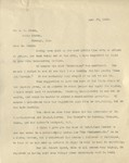 1910-04-27, Letter from Lyman Stewart to A.C. Dixon on content caliber by Lyman Stewart