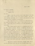 1910-07-07, Letter from Lyman Stewart to Thomas Stephens about distribution to missionaries by Lyman Stewart