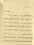 1910-11-16, Letter from Lyman Stewart to A.C. Dixon by Lyman Stewart