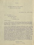 1912-04-02, Letter from Dr. Torry to Dr. Meyer