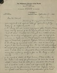 1912-09-17, Letter from Dr. Meyer to Lyman Stewart