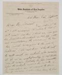 1914-09-15, Dr. Torrey to Mr. Stewart
