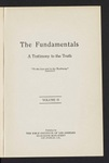 The Fundamentals : a testimony to the truth (1917) Vol. 2